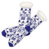 Домашние носки мужские, синий ( стопа 25-28 см ), арт. 009598503