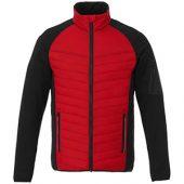 """Куртка """"Banff"""" мужская, красный/черный ( S ), арт. 009689903"""