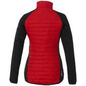 """Куртка """"Banff"""" женская, красный/черный ( XS )"""