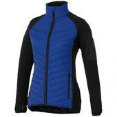 Куртка «Banff» женская, синий/черный ( L )