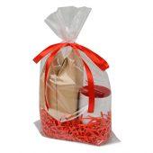 Подарочный набор «Tea room» с двумя видами чая, красный, арт. 009645703