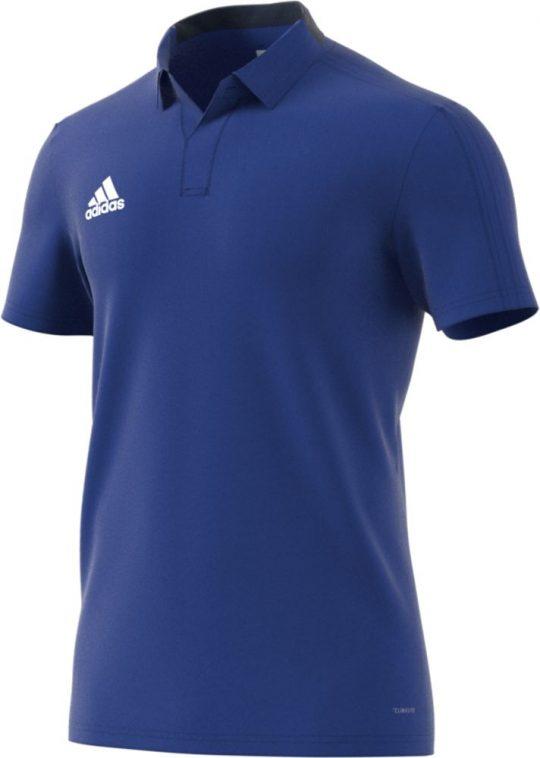Рубашка-поло Condivo 18 Polo, синяя, размер 2XL