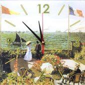 Часы настенные «Моне. Сад в Сент-Андрес», арт. 009798903