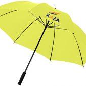Зонт Yfke противоштормовой 30″, неоново-зеленый, арт. 011525603