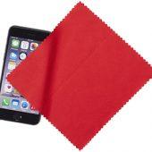 Салфетка из микроволокна, красный, арт. 011380603