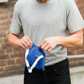 Ветровка Sirocco ярко-синяя, размер XL