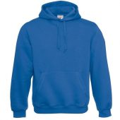 Толстовка Hooded ярко-синяя, размер XL