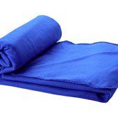 Плед Huggy в чехле, ярко-синий, арт. 013417403
