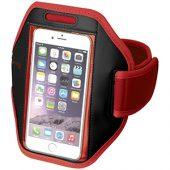 Наручный чехол Gofax для смартфонов с сенсорным экраном, красный, арт. 013461103