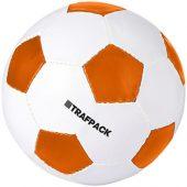 Футбольный мяч «Curve», оранжевый/белый, арт. 013460703