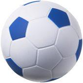 Антистресс «Fan», белый/ярко-синий