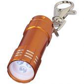 """Брелок-фонарик """"Astro"""", оранжевый, арт. 013457003"""