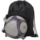 Спортивный рюкзак на шнурке, черный, арт. 013466503
