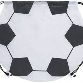 Рюкзак с принтом мяча, белый, арт. 013467003
