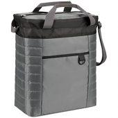 Стеганая сумка-холодильник, черный