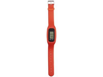 Смарт часы с шагомером Get-Fit, красный, арт. 013520103