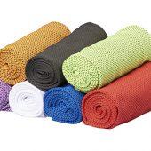 Полотенце для фитнеса Alpha, оранжевый, арт. 013468003