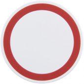 Устройство для беспроводной зарядки, белый/красный, арт. 013475003