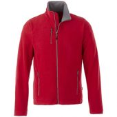 Микрофлисовая куртка Pitch, красный (3XL), арт. 013596203