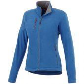 Женская микрофлисовая куртка Pitch, небесно-голубой (XL), арт. 013599603