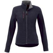 Женская микрофлисовая куртка Pitch, темно-синий (2XL), арт. 013601803