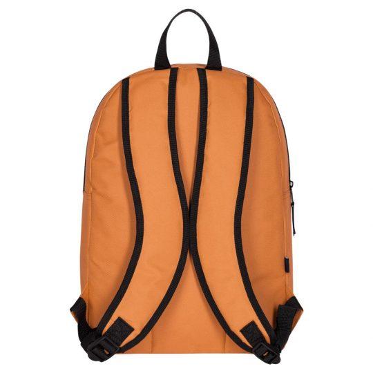 Рюкзак «Семейство сов», оранжевый