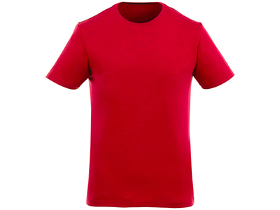 Футболка с короткими рукавами Finney, красный (XS)