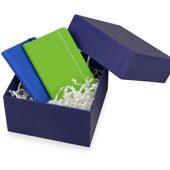 """Подарочная коробка """"Corners"""" малая, синий, арт. 013571703"""
