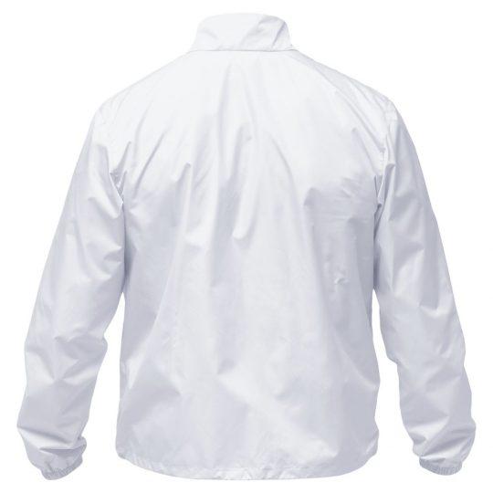Ветровка Unit Kivach белая, размер XL