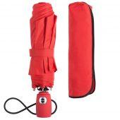 Зонт складной ARE-AOC, красный