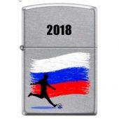Зажигалка к ЧМ 2018