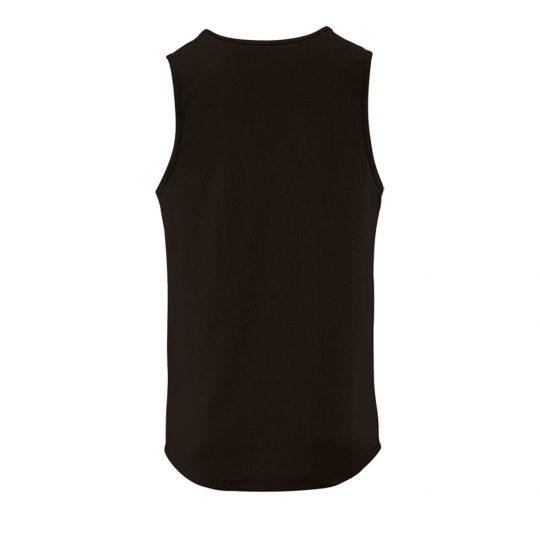 Майка мужская «ХЗ», черная, размер XL