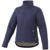 Куртка утепленная «Bouncer» женская, темно-синий (L)