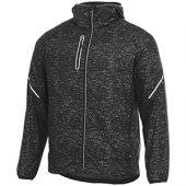 Куртка складная светоотражающая «Signal» мужская, черный (S)