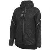 Куртка складная светоотражающая «Signal» женская, черный (XL), арт. 013629003
