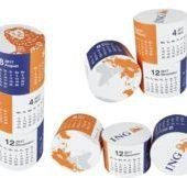 Календари «Кубики» магнитные