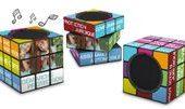 Колонка «Кубик Рубика»