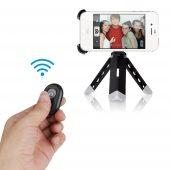 Кнопки-контроллеры камер телефонов