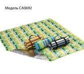 Двусторонний коврик для пикника под заказ