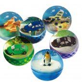 Мячи каучуковые
