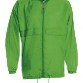 Ветровка Sirocco зеленое яблоко, размер XXL