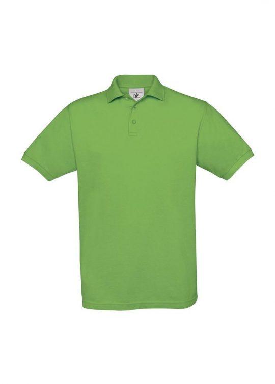 1d38855707a Рубашка поло Safran зеленое яблоко