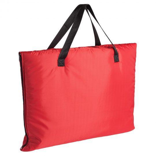 Пляжная сумка-трансформер Camper Bag, красная