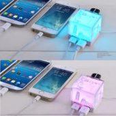 USB-разветвители с подсветкой