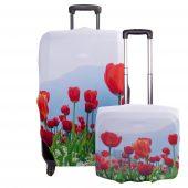 Чехлы для чемоданов на заказ