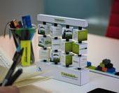 Календари «Кубики» вращающиеся