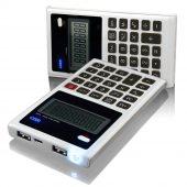 Аккумуляторы калькуляторы с двойным разъемом