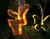 Гирлянда новогодняя с логотипом