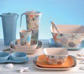 Посуда из пластика (эко)