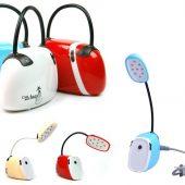 Светильники в форме дамской сумочки